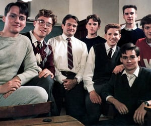 dead poets society, movie, and philosophical image