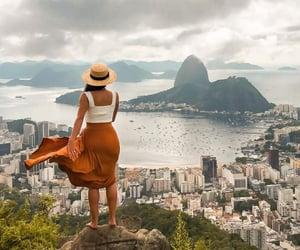 rio de janeiro, viagem, and foto inspiração image