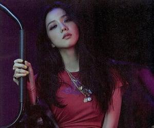 blackpink, kpop, and jisoo image