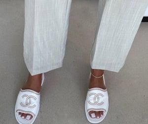 chanel, white, and glamorous image