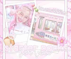 packs, starter, and loona image
