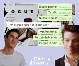 amor, glee, and memes image