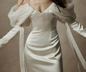 dress, elegance, and elegante image