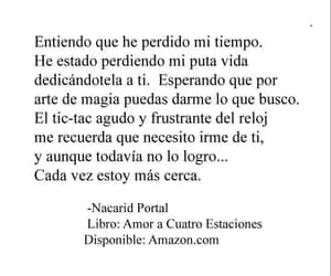 triste, corazonroto, and frases image