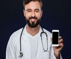 mobile app, healthcare app, and eicf image