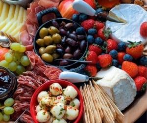 chocolate, FRUiTS, and snacks image