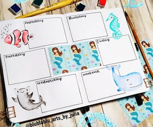 agenda, illustrations, and planner image