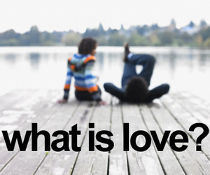love, what is love, and couple image