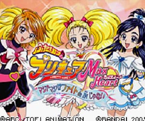 aesthetic, gif, and precure image