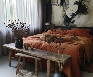 bedroom and decoration image