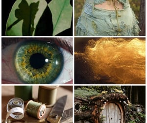 brown, moodboard, and tinkerbell image