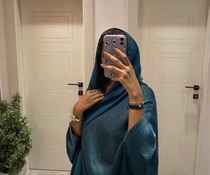 arab, clothing, and modest image