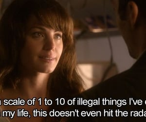 smallville, erica durance, and lois lane image