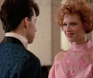 80s, dating, and Molly Ringwald image