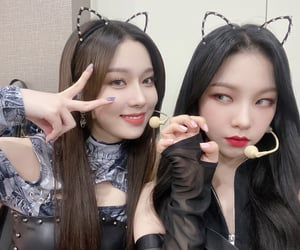 idol, karina, and kpop image