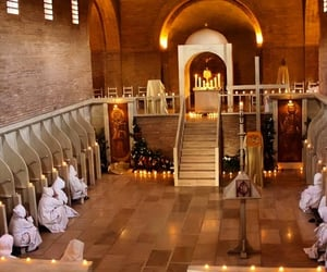 Catholic, monk, and katholisch image