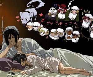 anime, bl, and kuroshitsuji image