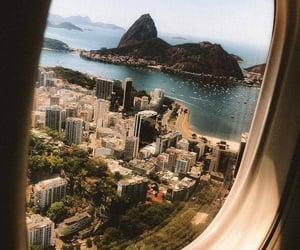 city, pretty, and sea image