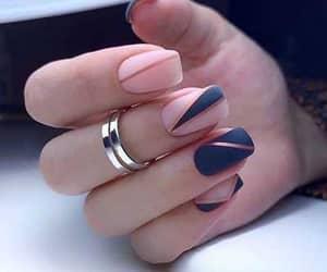 nails, fashion, and love image