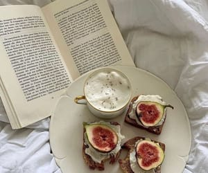 breakfast, that girl, and food image