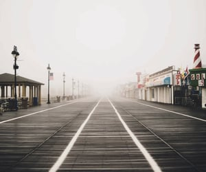 aesthetic, boardwalk, and pier image