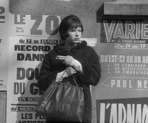 60s, french cinema, and anna karina image