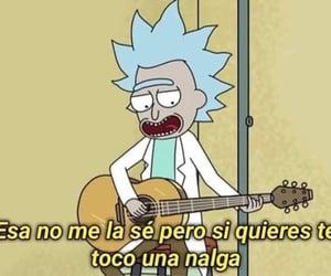 cancion, humor, and guitarra image