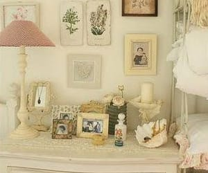 aesthetic, decoration, and bedroom image