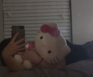 faceless, hello kitty, and icon image