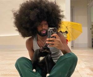 hair and black men image