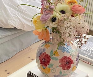 flowers, aesthetic, and cute image