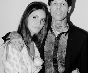 lana del rey, jesse rutherford, and the neighbourhood image