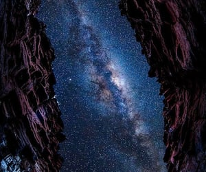 sky and galaxy sky image