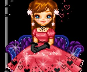 dolls, gif, and pixel image