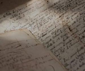 journaling, library, and dark academia image