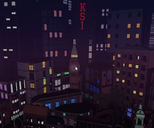 artistic, roblox, and buildings image