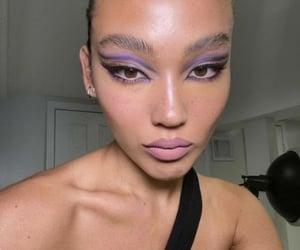 art, beauty, and makeup image
