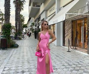 fashion, girl, and glam image