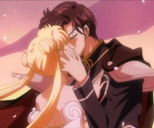 anime, men, and sailor moon image
