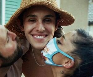 boca, couple, and ariana grande image