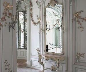 white, mirror, and architecture image