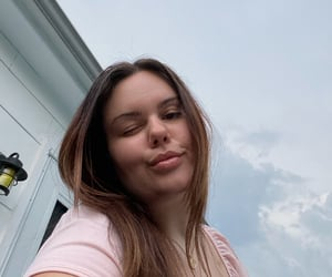 aesthetic, natural, and no makeup image