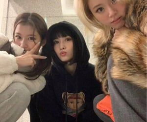 kpop, chaeyoung, and twice members image