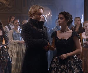 gif, adelaide kane, and queen mary image
