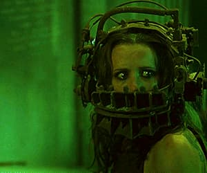 gif, horror movie, and trama image