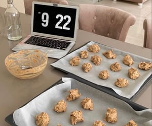 food, cookie, and cooking image