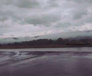 mist, calm, and fog image
