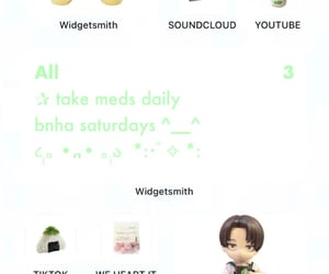 aesthetic, layout, and png image