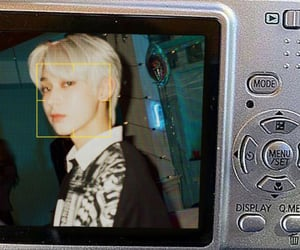 cyber, edit, and kpop image