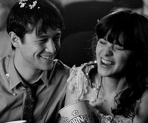 500 Days of Summer, movie, and couple image